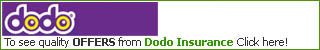 Dodo Car Insurance Logo